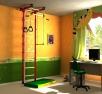 Детские спорткомплексы (ДСК) шведские стенки