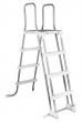 Лестница с площадкой Deluxe Pool Ladder для бассейнов высотой до 122 см,