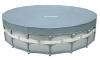 Тент на бассейн DELUXE, UV-защита, d=488см арт.57901