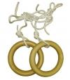Кольца гимнастические для ДСК (дерево)