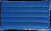 Матрас Тканевый с тросом, красный/синий 114х74