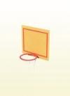 Кольцо баскетбольное со щитом к ДСК
